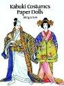 Kabuki Costumes Paper Dolls by Ming-Ju Sun